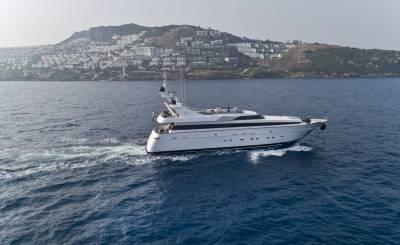 Location Yacht Didim