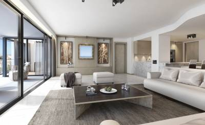 Programme neuf Appartement Cannes