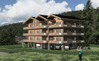 Programme neuf Appartement Crans-Montana