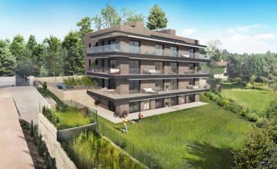 Programme neuf Ensemble immobilier Genève