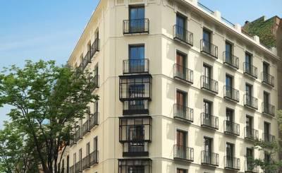 Programme neuf Livré Madrid
