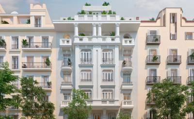 Programme neuf Ensemble immobilier Madrid