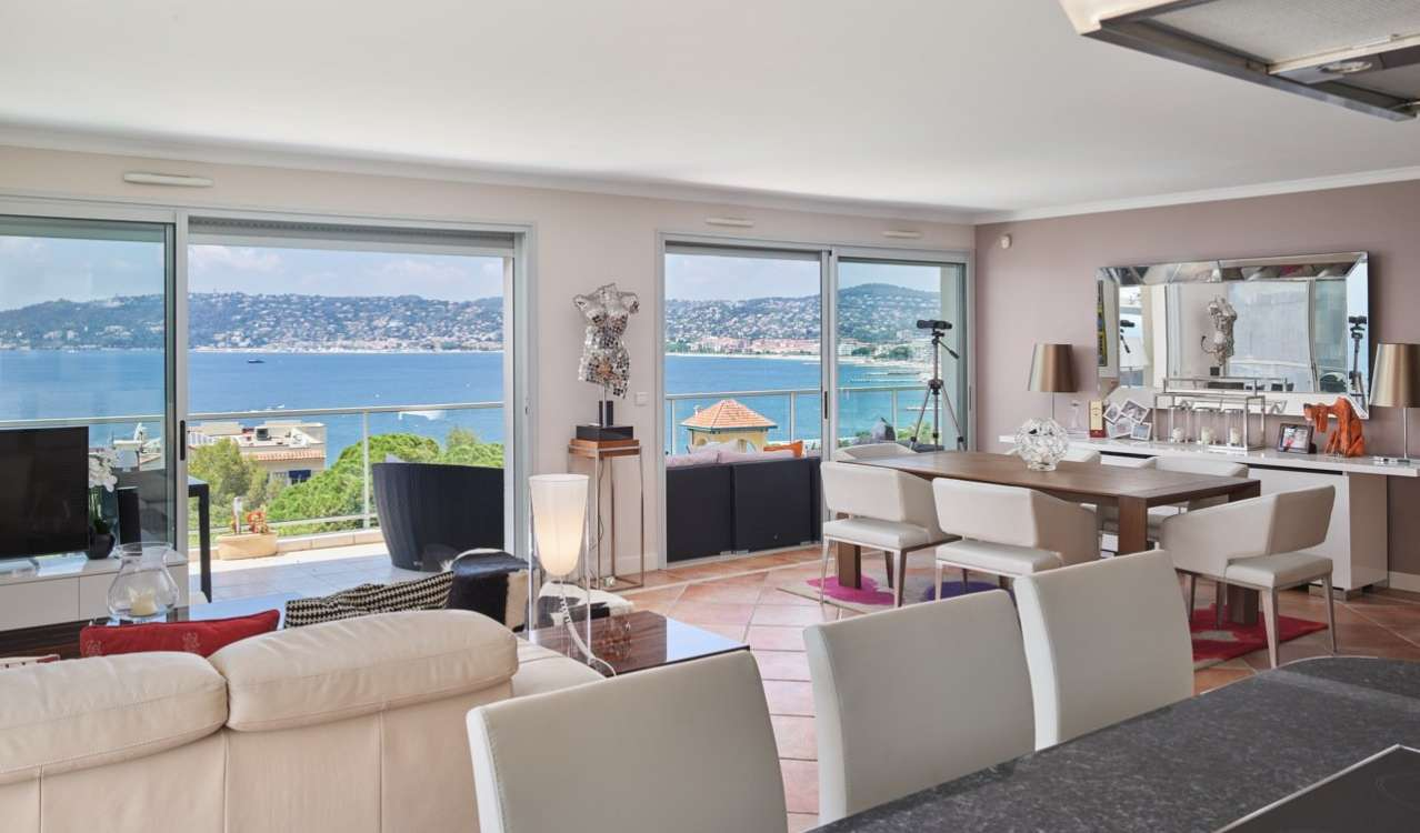 Vente Appartement Cap d'Antibes