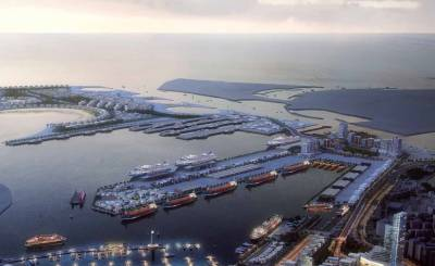 Vente Appartement Dubai Maritime City