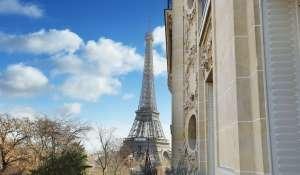 Vente Appartement Paris 16ème