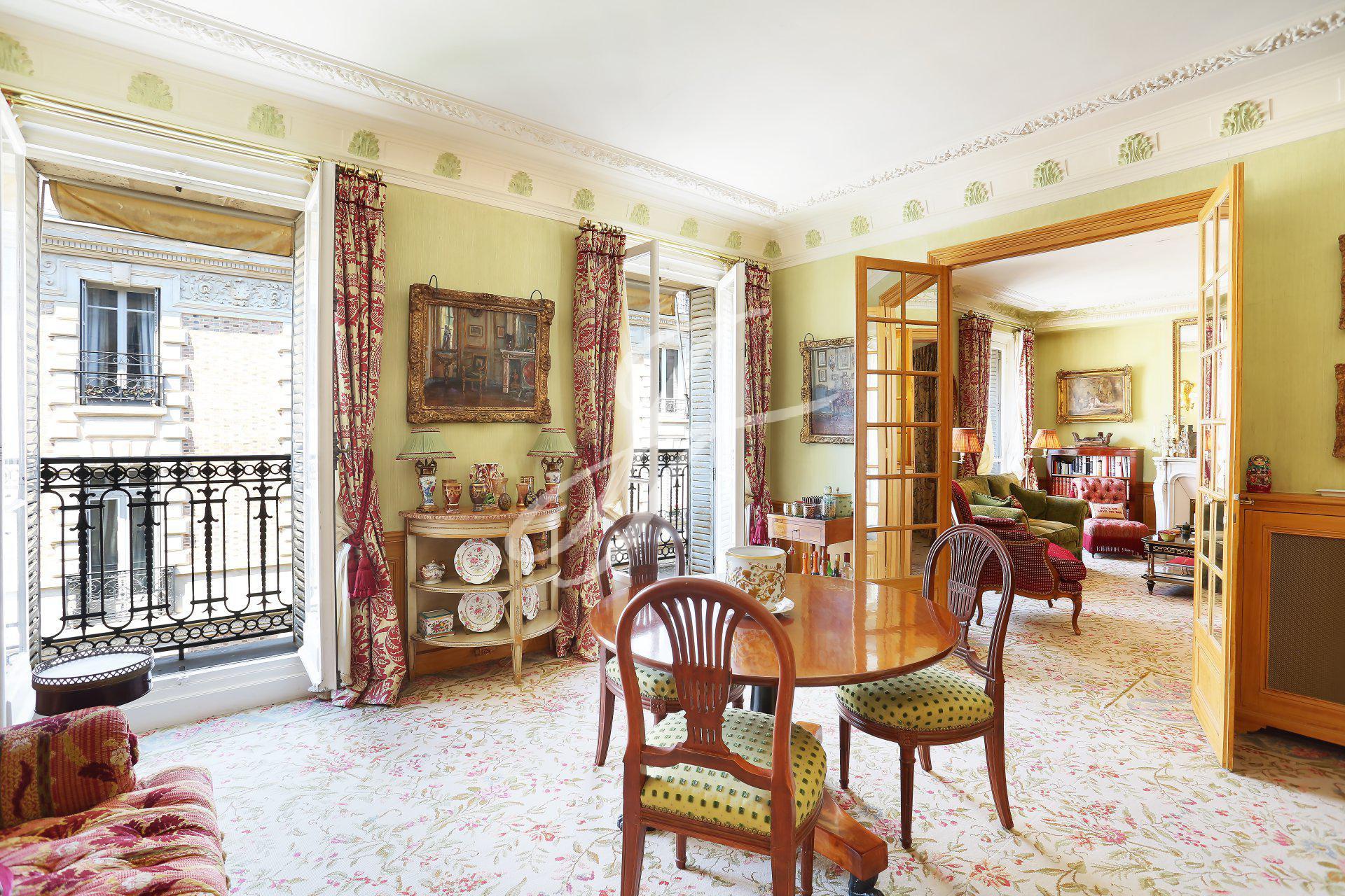 annonce vente appartement paris 16 me chaillot 75016 5. Black Bedroom Furniture Sets. Home Design Ideas