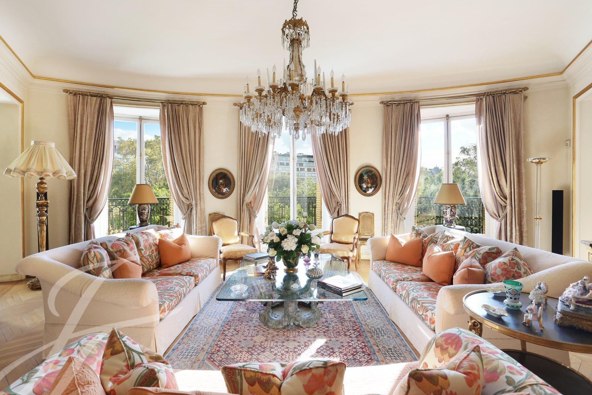 annonce vente appartement paris 16 me 75016 8 pi ces. Black Bedroom Furniture Sets. Home Design Ideas
