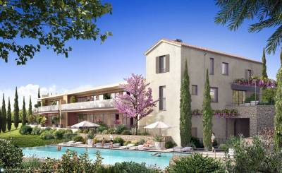 Vente Appartement Saint-Paul-de-Vence