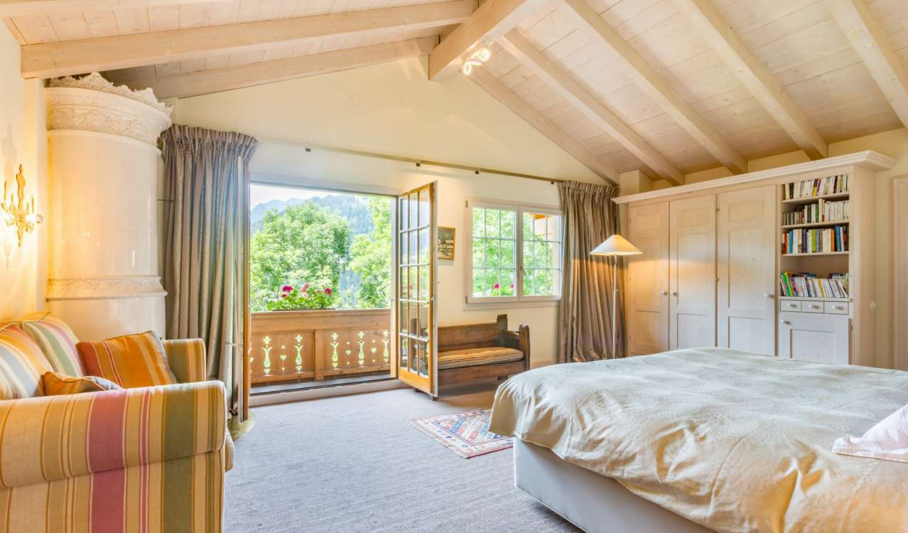 Vente Chalet Gstaad
