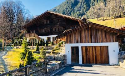 Vente Chalet Gsteig bei Gstaad