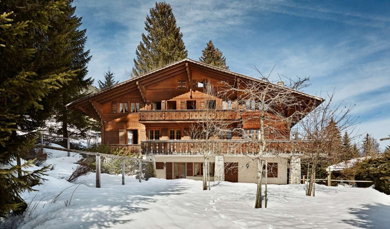 Vente Chalet Lauenen bei Gstaad