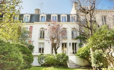 Vente Hôtel particulier Neuilly-sur-Seine