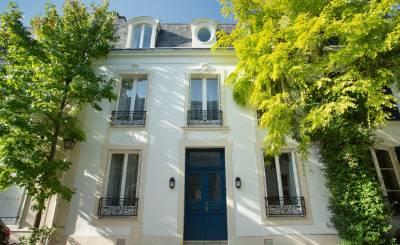 Vente Hôtel particulier Paris 16ème