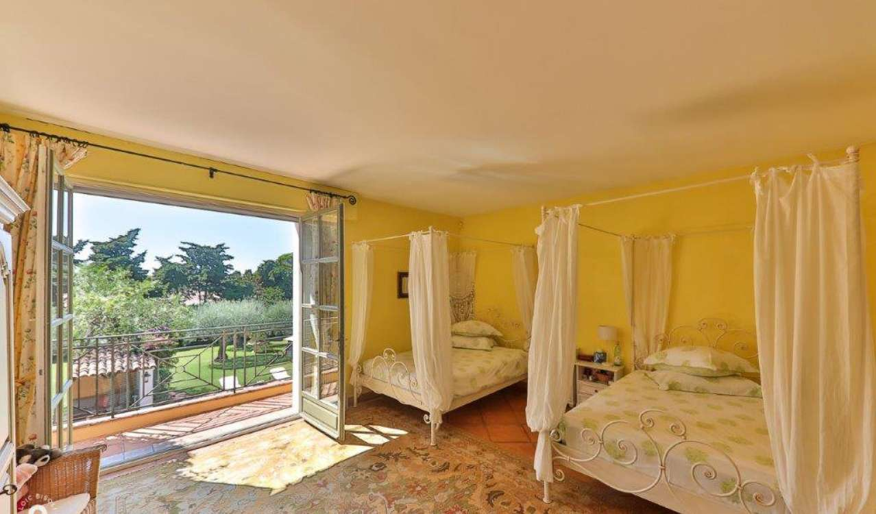 Vente Maison Cap d'Antibes