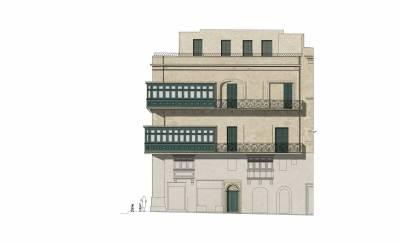 Vente Maison de ville Valletta