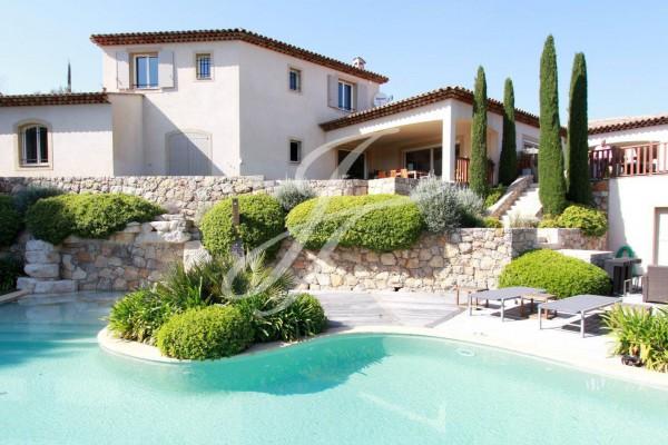 Annonce vente maison mougins 06250 11 pi ces 420 m for Acheter maison dans le sud de la france
