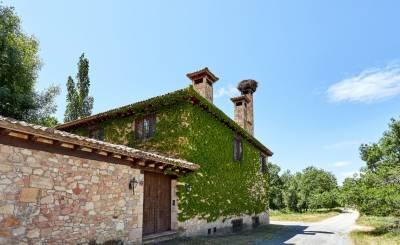 Vente Manoir Segovia