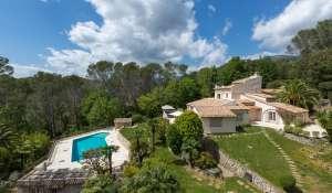 Vente Villa Roquefort-les-Pins