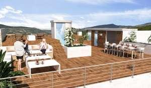 Vente Villa sur toit Cap d'Antibes