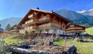 Vente Villa sur toit Château-d'Oex