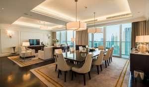 Vente Villa sur toit Downtown Dubai