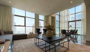 Vente Villa sur toit Dubai Marina
