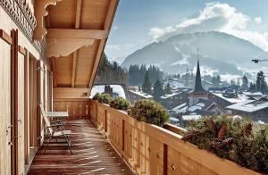 Vente Villa sur toit Gstaad