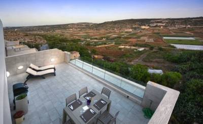 Vente Villa sur toit Mellieha