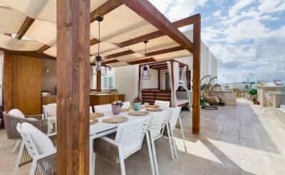 Vente Villa sur toit Mosta