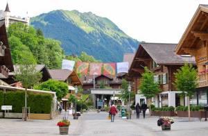 Vermietung Stadthaus Gstaad